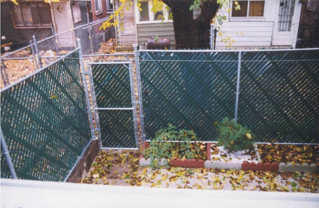 Chain Link Fence (3)