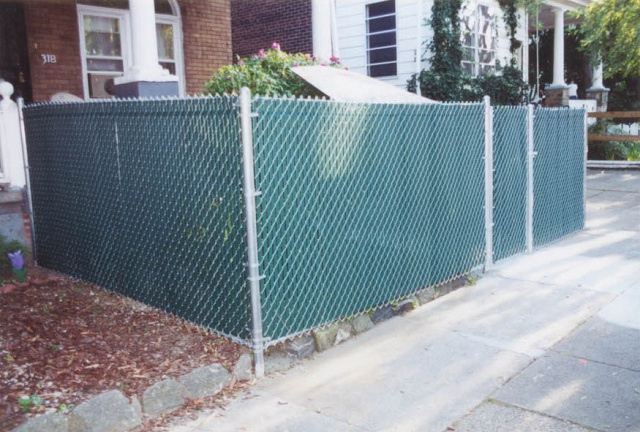 Chain Link Fence (4)