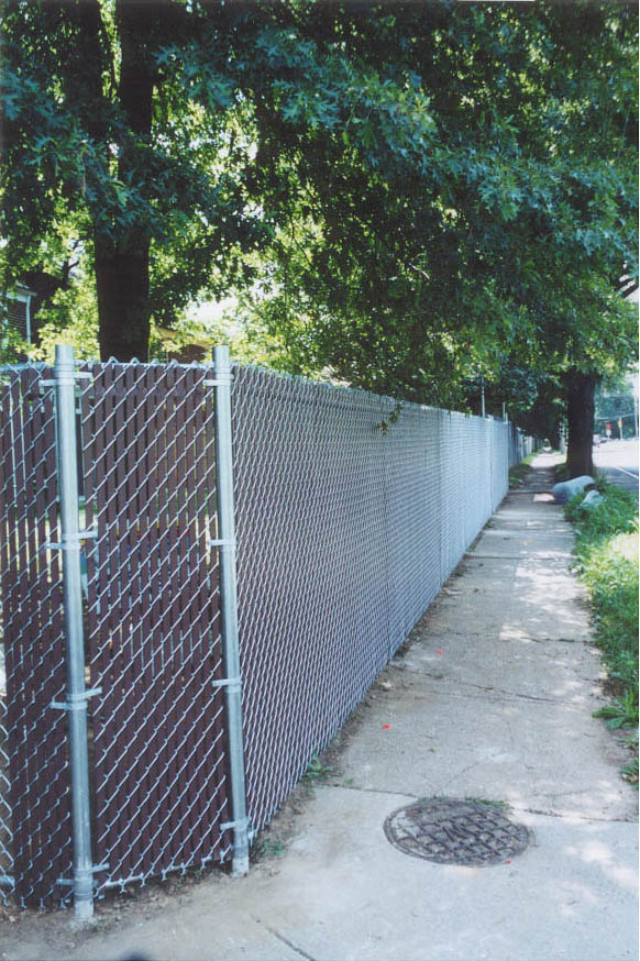Chain Link Fence (6)