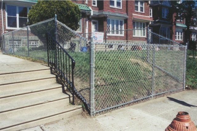 Chain Link Fence (7)