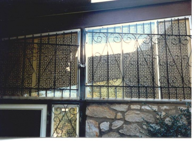 Iron Window Guards (1)