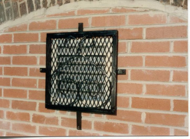 Iron Window Guards (5)