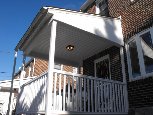 Vinyl Porch Railings (2)