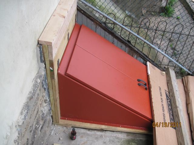 Bilco for Bilco doors