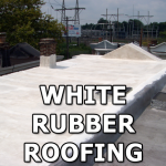 White Rubber Roofing