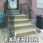 iron exterior