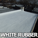 roofing white rubber